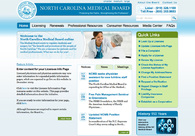 A great web design by Imp Designs, LLC, Raleigh, NC: