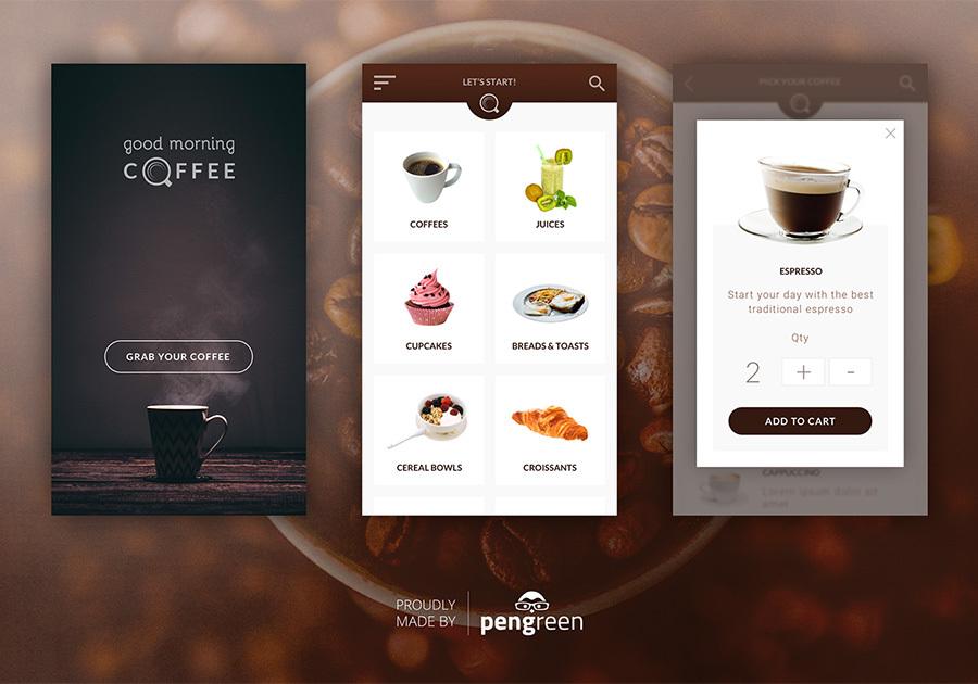 A great web design by Pengreen Design, São Paulo, Brazil: Mobile App , E-Commerce