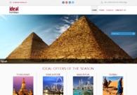 A great web design by WEBCITE, Delhi, India: