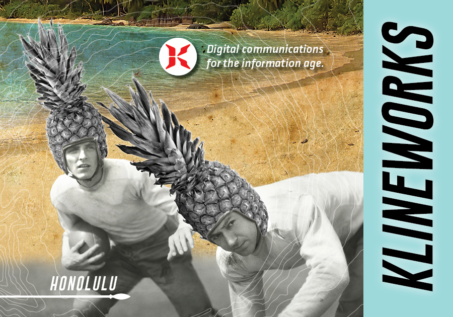 A great web design by Klineworks, Honolulu, HI: