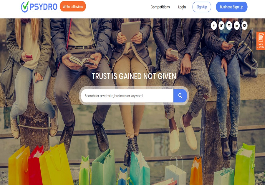 A great web design by HestaBit Technologies, Delhi, India: