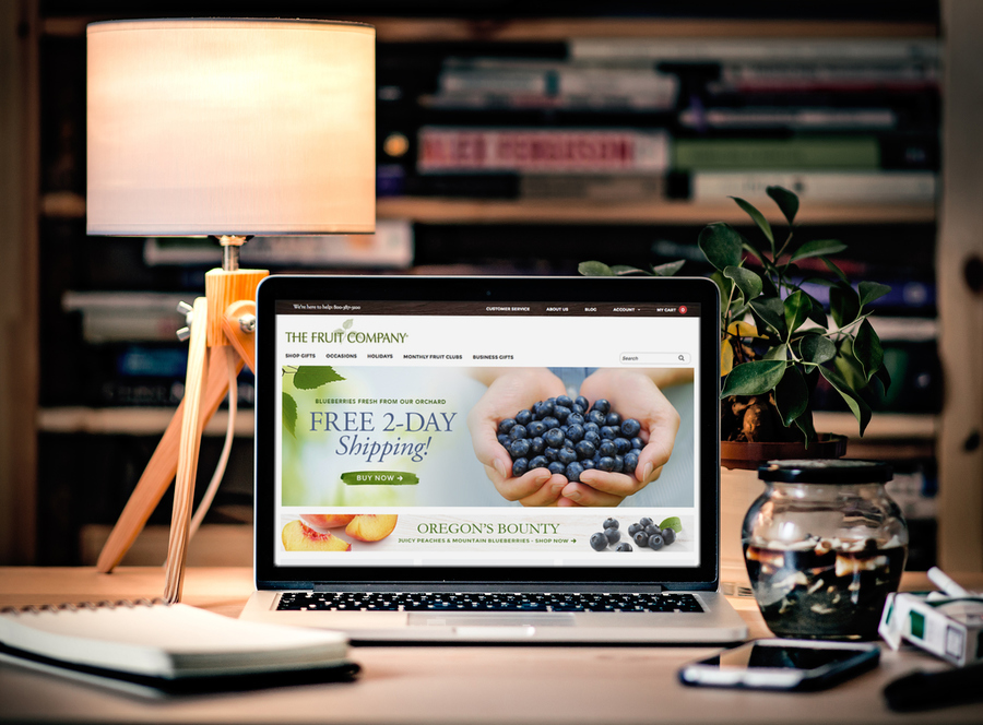 A great web design by Atoms & Pixels, Santa Monica, CA: