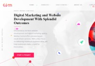 A great web design by Webby Central, Walpole, MA: