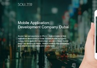 A great web design by Soulzer, Dubai, United Arab Emirates: