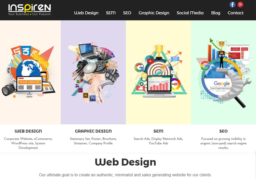 A great web design by Inspiren Network Sdn Bhd, Penang, Malaysia: