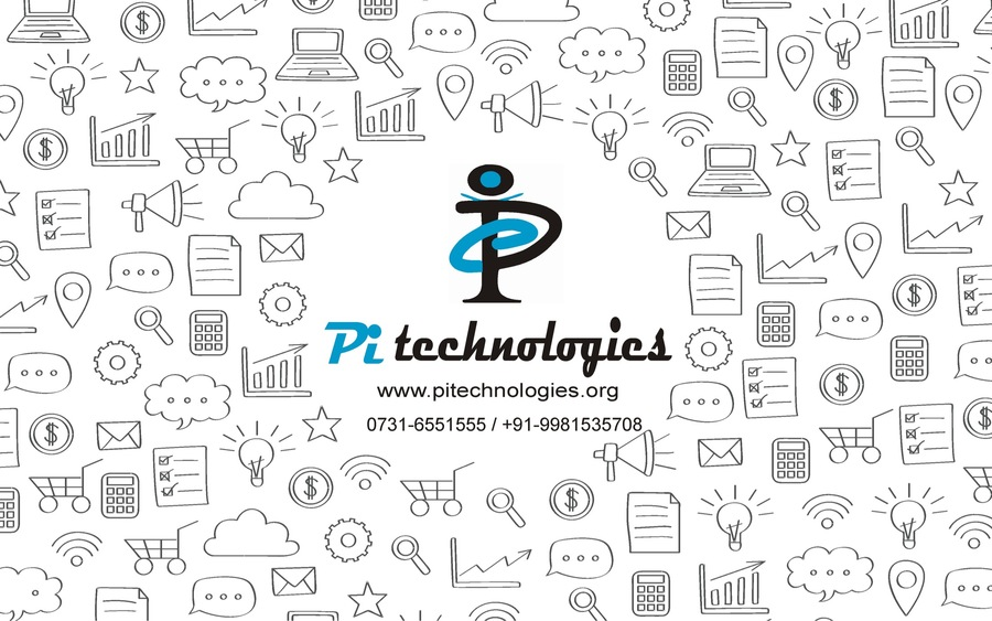 A great web design by Pi Technologies, Bhopal, India: