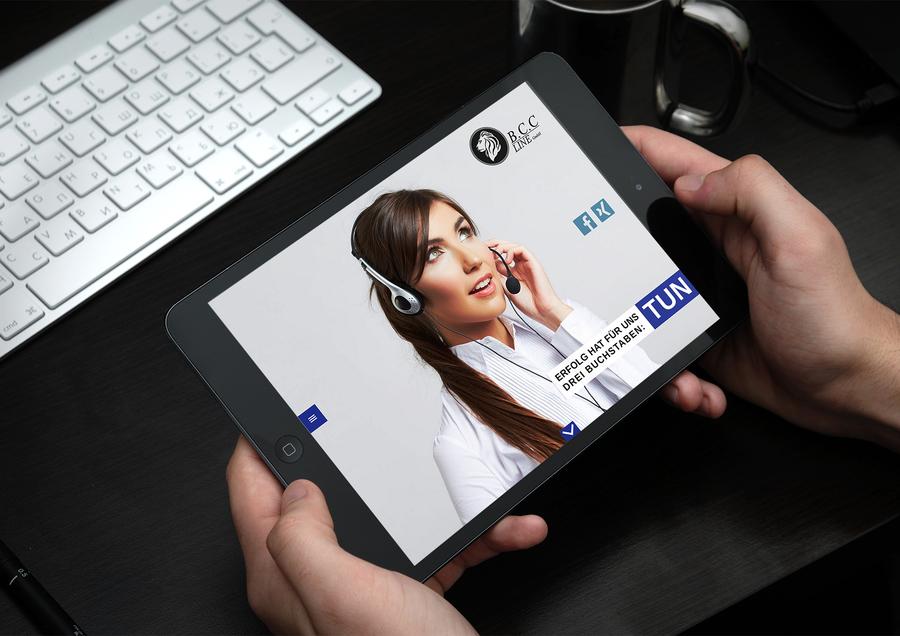 A great web design by 1st Werbeagentur Essen, Essen, Germany: