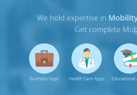 A great web design by Mobibiz, Gurgaon, India: