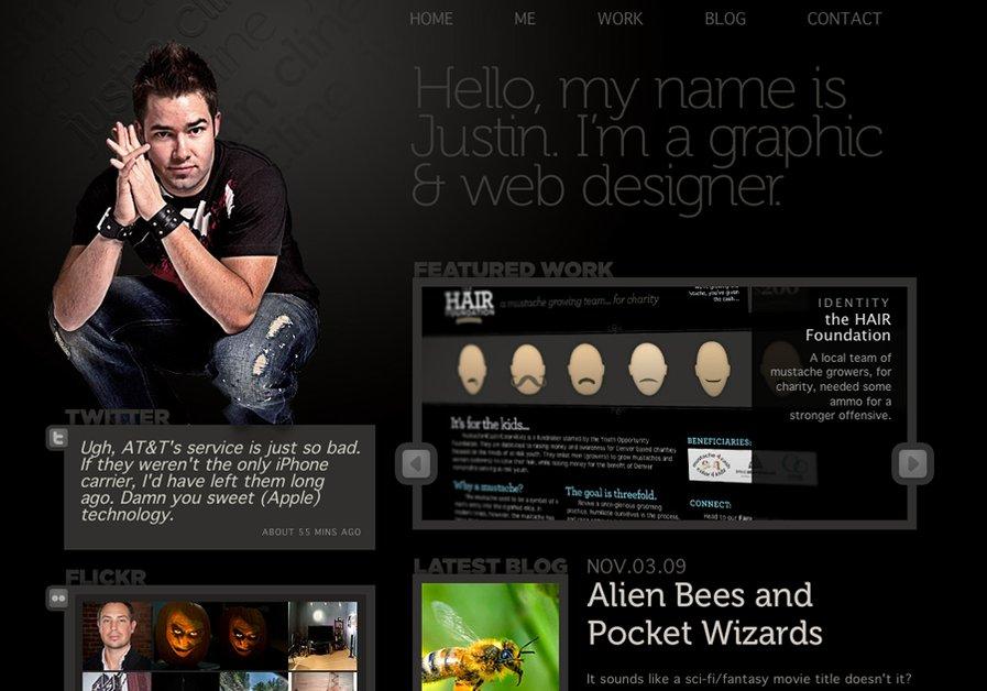 A great web design by Treefort, Denver, CO:
