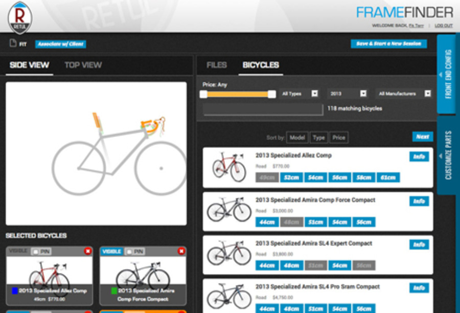 A great web design by Fusionbox, Denver, CO: Website, Sports & Fitness , Python