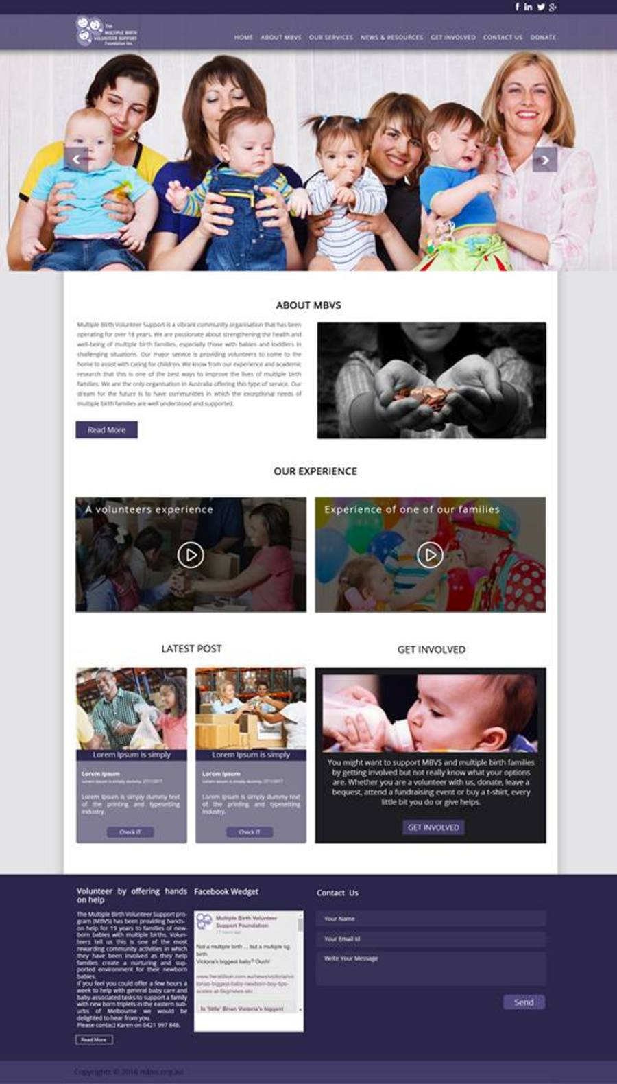 A great web design by Denova Glosoft Limited, Kolkata, India: