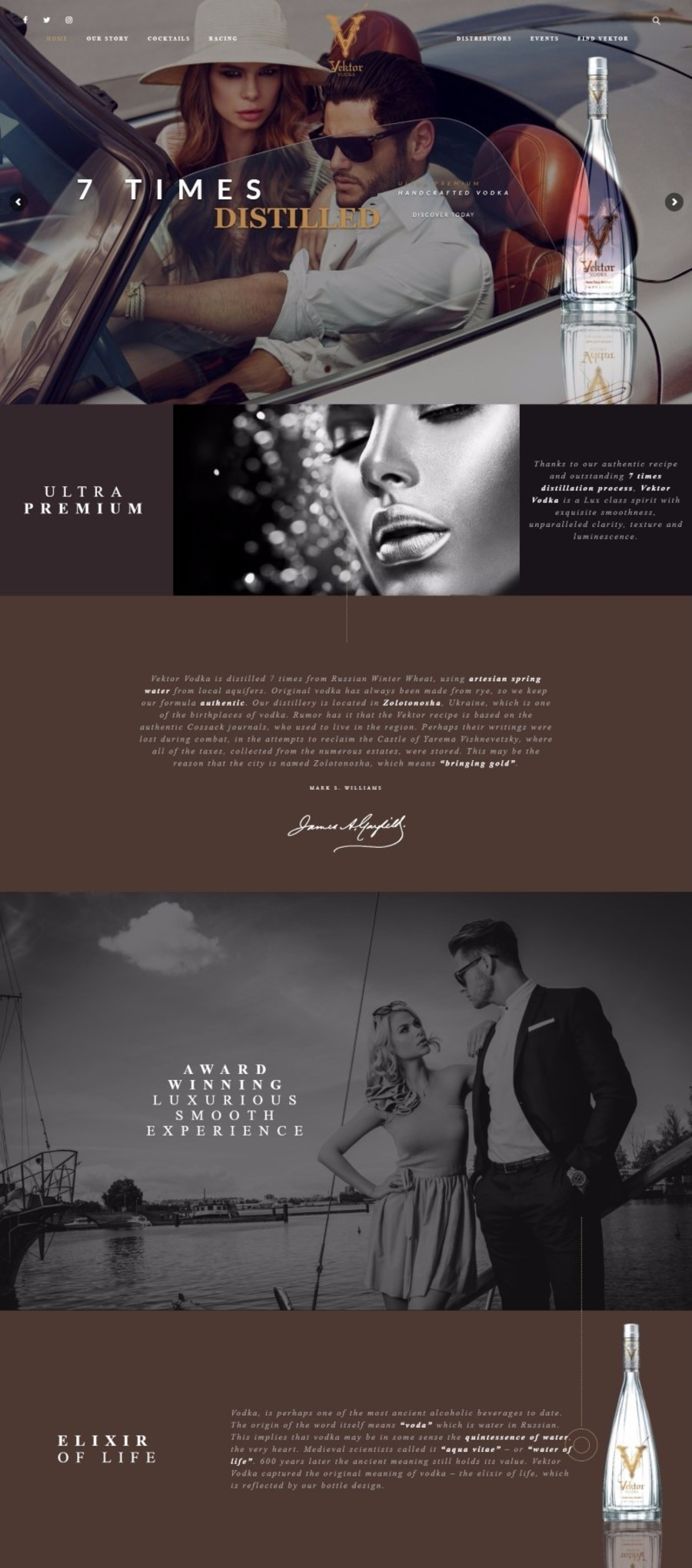 A great web design by Sociolus, Chicago, IL: