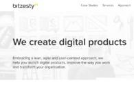 A great web design by Bit Zesty, London, United Kingdom: Ruby on Rails