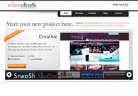 A great web design by MHunt Design, Philadelphia, PA: