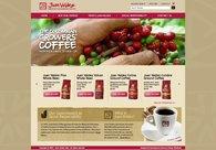 A great web design by Molecule Design Studios, Los Angeles, CA: