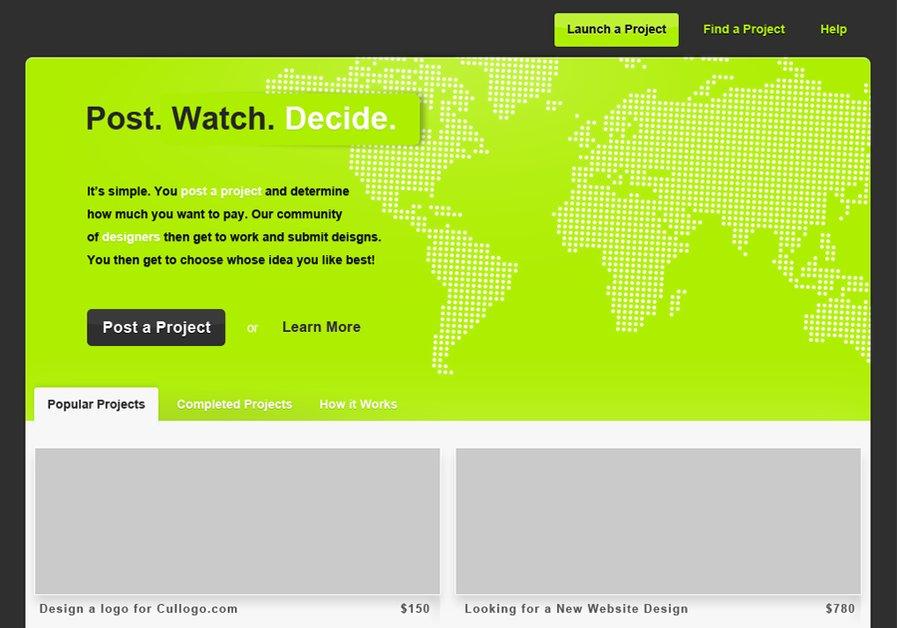 A great web design by DEFi Designs, Los Angeles, CA: