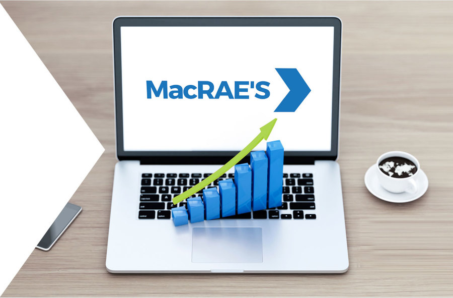 A great web design by MacRAE'S Marketing, Mississauga, Canada: