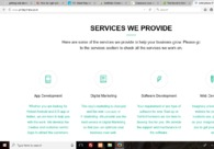 A great web design by AntiKythera IT Services, Pune, India: