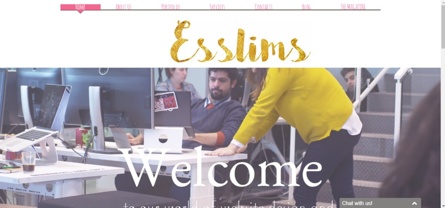 A great web design by Esslims , Tampa, FL: