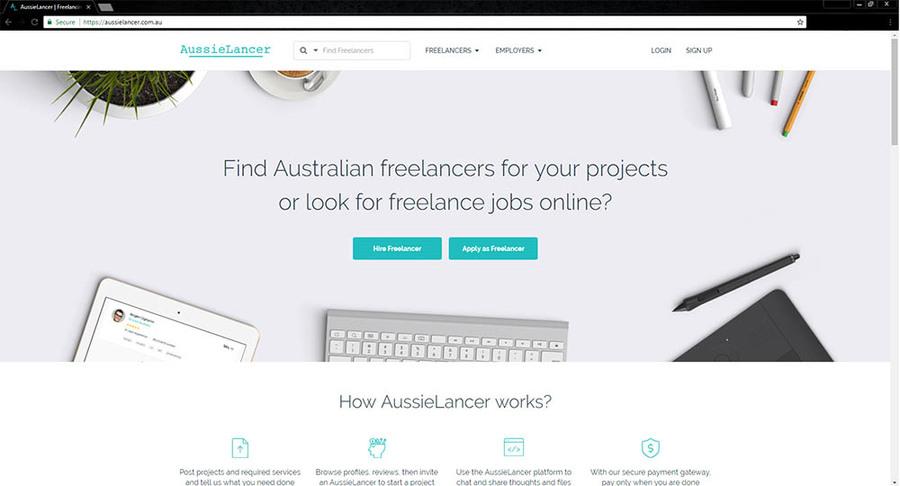 A great web design by Ozville Studios - Web Design, Mandurah, Australia: