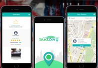 A great web design by CubeWires, Noida, India: Mobile App , Web Application , Automotive , Android (Java)