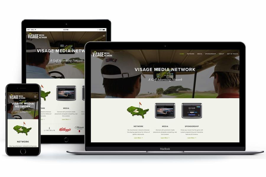 A great web design by ElephantMark LLC, Sarasota, FL: Responsive Website, Marketing Website , Sports & Fitness , Other