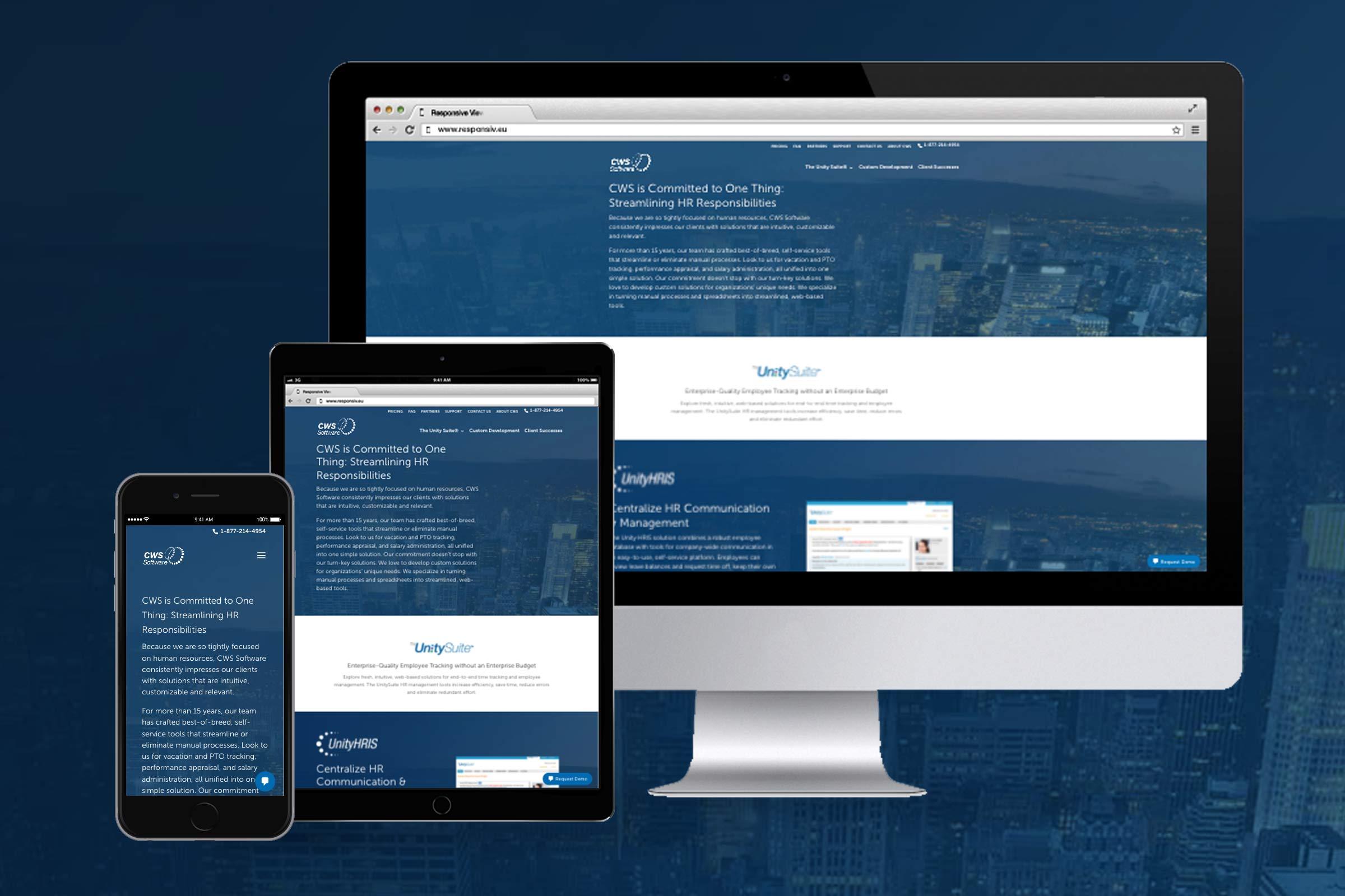 A great web design by ElephantMark LLC, Sarasota, FL: Responsive Website, Marketing Website , Software , Wordpress