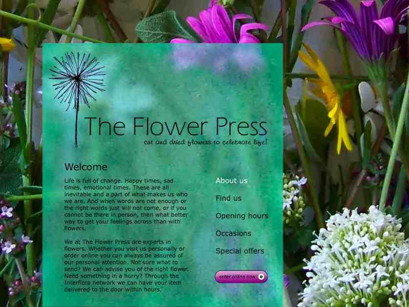 A great web design by peterandthecat, Hawkes Bay, New Zealand: