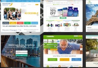 A great web design by SynapseIndia, Portland, OR:
