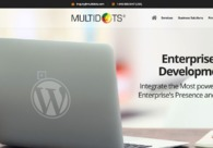 A great web design by Multidots Inc., Dunn Loring, VA: