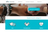 A great web design by Happy Advertising, Bucharest, Romania: