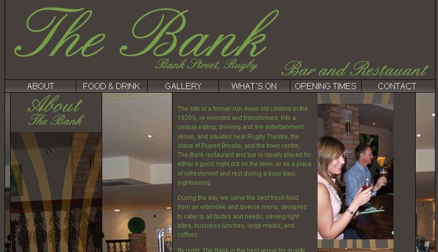 A great web design by Banana Grenade Web Design, Coventry, United Kingdom: