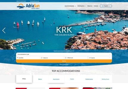 A great web design by Hexis, Rijeka, Croatia: Responsive Website, E-Commerce , Travel , PHP