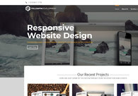 A great web design by Yellowfin Development, New York City, VT: