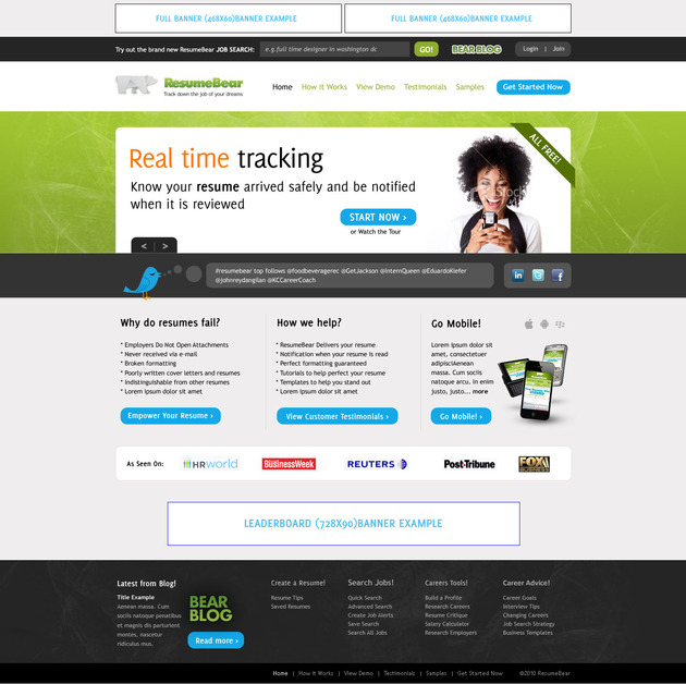 A great web design by MogDesign, Nove Zamky, Slovakia: