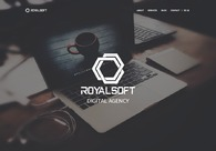 A great web design by RoyalSoft, Constanta, Romania: