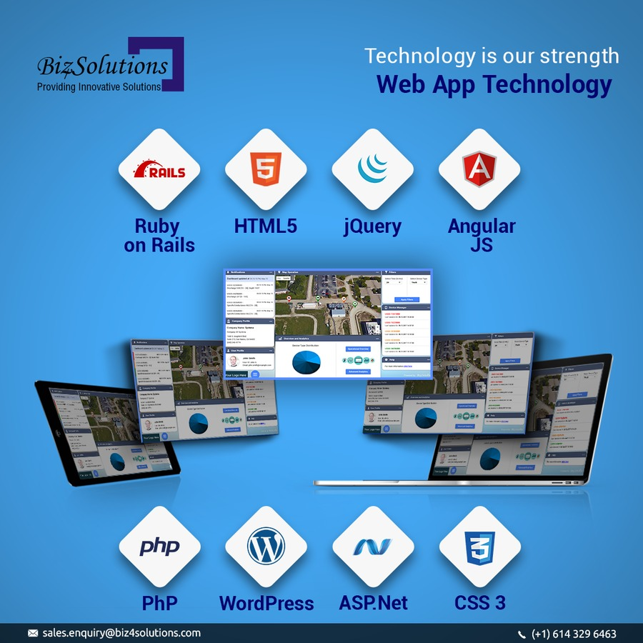 A great web design by Biz4Solutions Pvt Ltd, Orlando, FL: Mobile App , Web Application , Service , Android (Java)