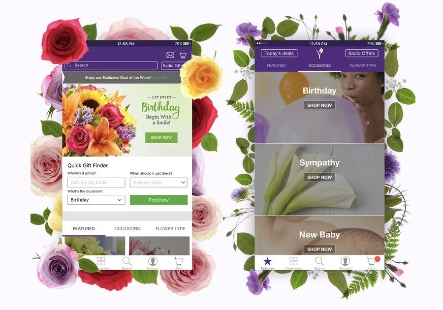 A great web design by Mobikasa, New York City, VT: