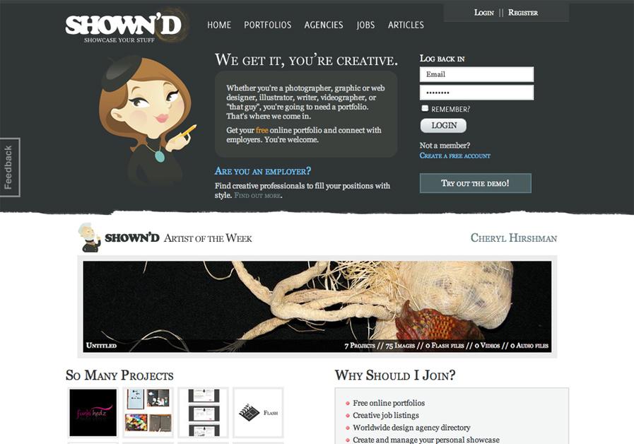 A great web design by Orpheux Design, Miami, FL: