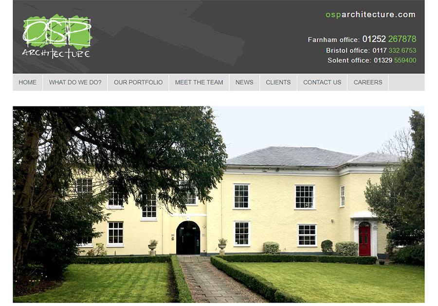 A great web design by Richard Green Web Design, Brighton, United Kingdom:
