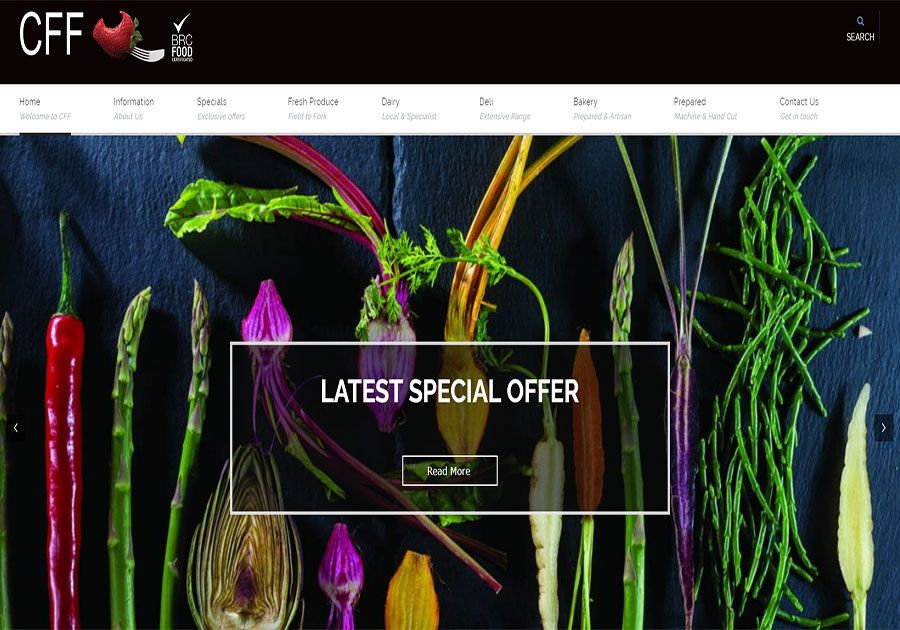 A great web design by Jigsaw DPM Limited, Sheffield, United Kingdom: