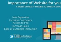A great web design by TBI Technologies, Bhopal, India: