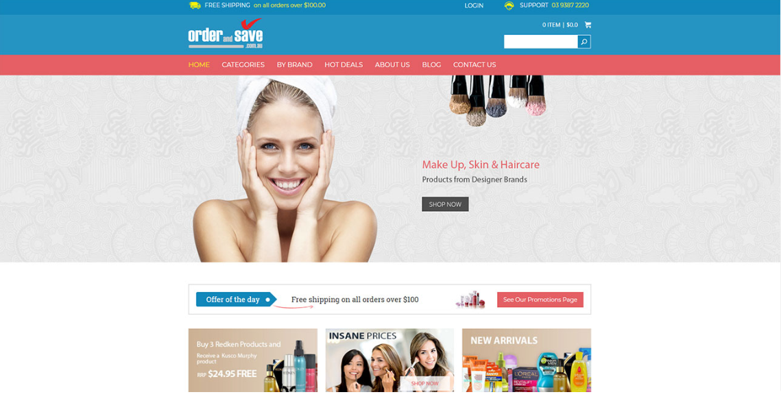 A great web design by WebAlive, South Yarra, Australia: