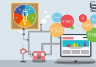 A great web design by BSP Technologies, Ahmedabad, India: