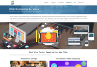 A great web design by Samarpan Infotech, Ahmedabad, India: