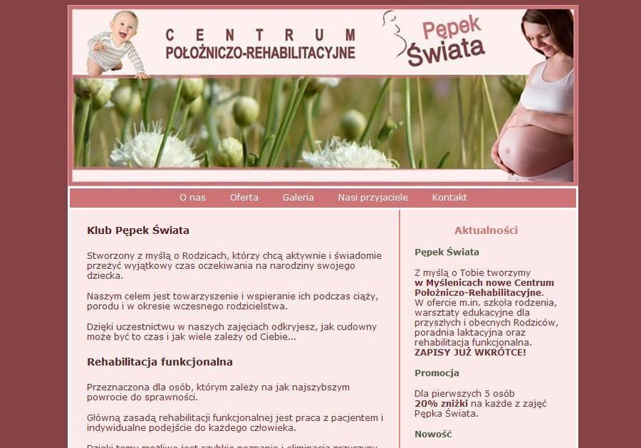 A great web design by Paridae, Krakow, Poland: