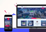 A great web design by Ideamotve, Warsaw, Poland: Responsive Website, E-Commerce , Sports & Fitness , Ruby on Rails
