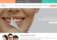 A great web design by Lemosys Infotech, Houston, TX: Website, Web Application , Health & Beauty , Wordpress