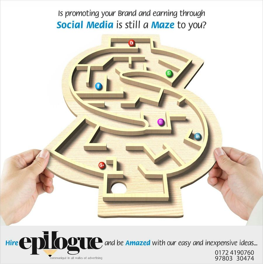 A great web design by Epilogue, Chandigarh, India: