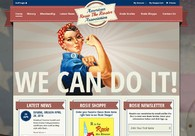 A great web design by Josiesque Designs, Austin, TX: